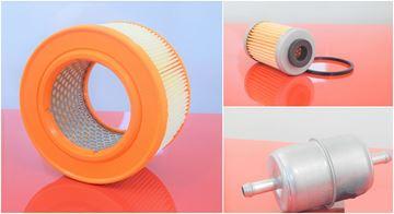 Obrázek servisní sada filtrů filtry pro Weber CR 8 CR8 Set1 filter filtre