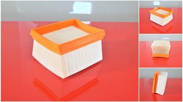 Obrázek vzduchový filtr + před- filtr do Wacker řezačka BTS 930 935 1030 1035 filter filtre