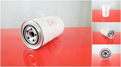 Imagen de palivový filtr do Neuson 50Z3 od serie AH00579/AJ02777 motor Yanmar 4TNV88 -BPNS filter fuel kraftstoff filtre