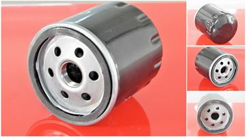 Obrázek olejový filtr pro minibagr JCB 8026 motor Perkins 403D-15 filter filtre
