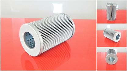 Obrázek hydraulický filtr pro Komatsu PC 14 R2 motor 3D67E (57802) filter filtre