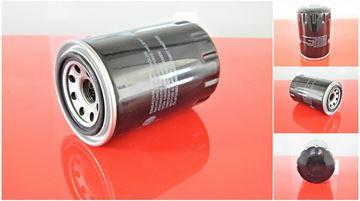 Obrázek olejový filtr pro Yanmar minibagr YB 201 motor Yanmar (61093) filter filtre