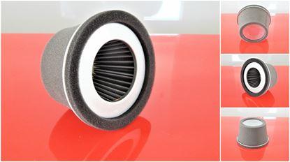 Image de vzduchový filtr Bomag vibrační deska BP 10/36 -2W motor Robin EH 12 BP10/36 nahradí original OEM kvalita SRN filter filtre