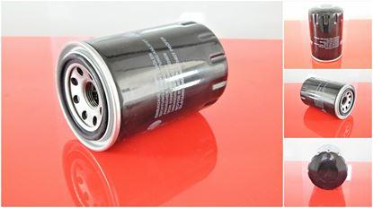 Obrázek olejový filtr pro Komatsu PC 20-6 motor Komatsu 3D84-1FA filter filtre