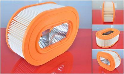 Image de vzduchový filtr do Hatz motor 2L30 C,S / Z,Z částečně oval filter filtre