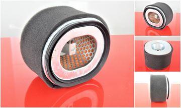 Immagine di vzduchový filtr do Ammann vibrační válec ARW 65 motor Yanmar L100N5N filter filtre