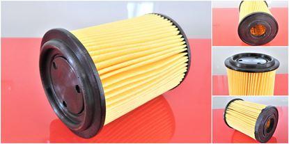 Obrázek vzduchový filtr do Ammann DVP2910 motor Farymann filter filtre