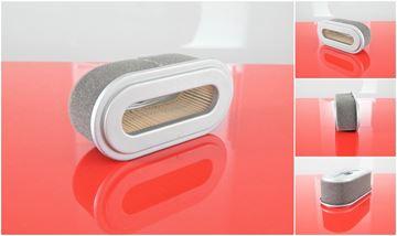 Obrázek vzduchový filtr pro Ammann APF 1250 motor Robin-Subaru EX 13 filter filtre