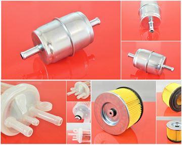 Obrázek servisní sada filtrů filtry pro Ammann APF 1850 APF1850 s motorem Hatz 1B20 Set1 filter filtre