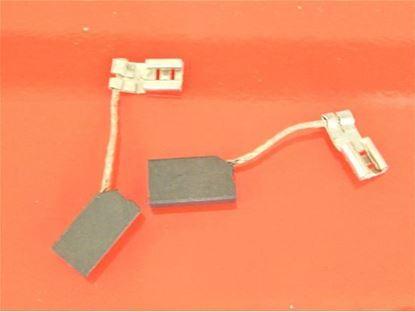 Image de uhlíky do Mafell MKS 75 MKS75 pila uhlíkové kartáče uhlík sada