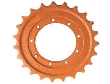 Obrázek Turas hnací ozubené kolo pro Case CK25 CK25 CK28 suP Kubota KX61 KX61-2 KX61-2 Alpha KX71 KX71-2 KX71-2 Alpha Libra 225S 229S 230S