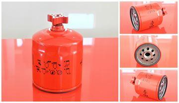 Obrázek palivový filtr do BOBCAT 319 motor Kubota D722 nahradí original