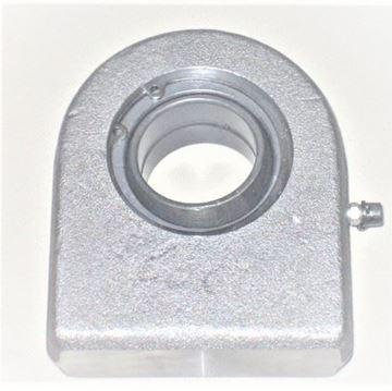 Obrázek hydraulická kloubová hlavice pro bagr nakladač stavební stroj WS50N WS 50 N 50 mm k přivaření