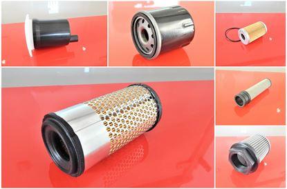 Imagen de filtro set kit de servicio y mantenimiento para Kubota KX41-3SV Set1 tan posible individualmente