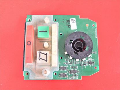 Obrázek HILTI elektronik malá na vypínač do stroje DD 500 DD500 pro jádrové vrtání betonu a železobetonu - small electronic unit for repair - kleine Schalter Elektronik für Ihre Reparatur / Service