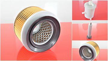 Obrázek servisní sada filtrů filtry pro Weber CR 6 CCD CR6 CR-6 CR/6 Set1 filter filtre filtersatz filter set kit luft öl kraftstoff oil air fuel huile air et carburant aceite aire y combustible