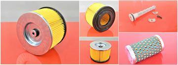 Obrázek servisní sada filtrů filtry pro Weber CR 3 CR3 s motorem Hatz 1B20 Set1 filter filtre