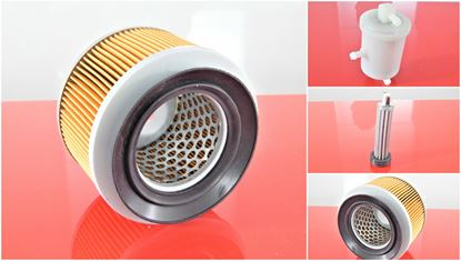 Bild von servisní sada Lombardini 15LD440 15 LD 440 15LD 440 filtry nahradí originál 2175306 2175181 3730096 např. pro Weber Wacker Ammann Bomag a další filter filtre