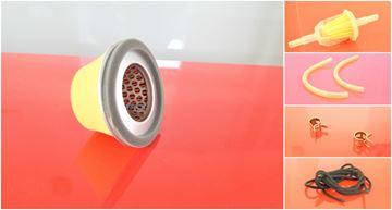 Obrázek vzduchový filtr sada do BOMAG BP 6/30-W BP6/30W s motor Robin EY08D nahradí original filter filtre filtro