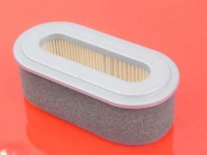 Obrázek vzduchový filtr do Bomag vibrační deska BP 15/36 a BP15/36 s motorem Honda GX 160 částečně ver1 filter filtre