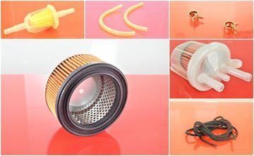 Obrázek sada filtr ů pro Bomag vibrační deska BP15/45 BP 15/45 s motorem Robin DY27D BP15/45 filtr filter filtre filtro set satz kit service servis reparatur wartung