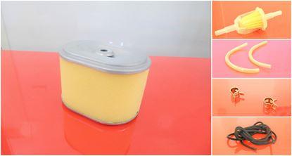 Image de sada vzduchový filtr + před -filtr do BOMAG BP 20/50 motor Honda GX 160 nahradí original BP20/50 GX160 filtr filter filtre filtro set satz kit service servis reparatur wartung