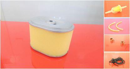 Obrázek vzduchový + před sada filtr do BOMAG BPR 25/45-3 s motorem Honda GX160 a pro BPR25/50 s motorem Honda nahradí original BPR25/45 -3 Luftfilter air filter filtre filtrato filtr filter filtre filtro set satz kit service servis reparatur wartung