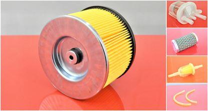 Obrázek sada filtr ů do Bomag BPR 35/60D motor Hatz 1B20-6 BPR35/60 D BPR 35/60 palivový potrubní vzduchový filter luft kraftstoff air fuel filtre filtrato wartungskit wartungssatz service kit