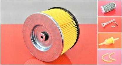 Bild von palivový filtr sada pro BOMAG BPR 40/45D-3 motor Hatz 1B20 (36073) BPR40/45 D3 BPR40/45D2 a D-3 BPR 40/45D3 filtr filter filtre filtro set satz kit service servis reparatur wartung