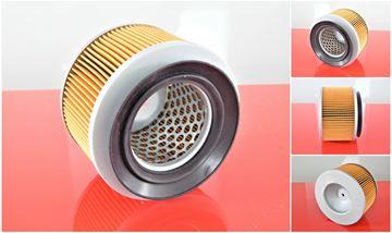 Obrázek vzduchový filtr do BOMAG BPR 45/55D 45/55 D Lombardini 15LD 440 nahradí original BPR45/55 filter