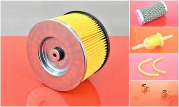 Bild von sada filtrů do vibrační desky Bomag BPR 60/65D BPR60/65D s motorem Hatz 1B40 filtr filter filtre filtro set satz kit service servis reparatur wartung
