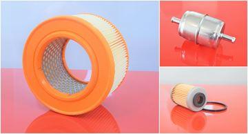 Obrázek sada filtr ů do vibrační desky Bomag BPR 80/60 s mot. Hatz 1D80S BPR80/60 filtr filter filtre filtro set satz kit service servis reparatur wartung