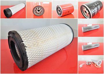 Obrázek servisní sada filtrů filtry pro Bomag BW184 AB Cummins Set1 filter filtre