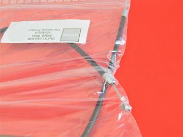 Obrázek lanko lanové táhlo plynu WACKER Neuson BS60 BS 60 BS62Y BS 62 Y BS60Y BS62Y BS65Y BING flex W106 skladem nahradí originál 65090 wafle flex rs gaszug