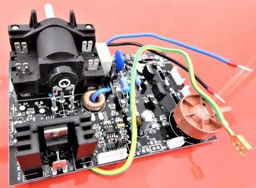 Obrázek vypínač Schalter switch interrupteur conmutador a elektronika Hilti VCU40 VCU40M nahradí original electronics unité électronique unidad electronica электронный блок
