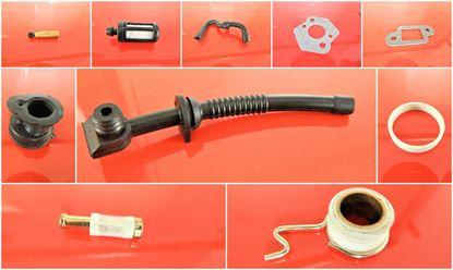 Image de Stihl 018 MS 180 MS180 kroužek hadičky filtr těsnění hrdlo čerpadlo 1A
