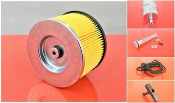 Obrázek servisní sada filtrů filtry pro Ammann AVP5920 s motorem Hatz 1B40 Set1 filter filtre