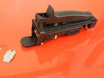 Obrázek vypínač Schalter switch d Metabo brusky WX 19 21 23 25 180 230 nahradí 343404130 MFX65 WX21-180 WX21-230 WX21-230 Quick WX20-230SP WX19-230 WX23-180 WX23-230 WX23-230 Quick WX25-230