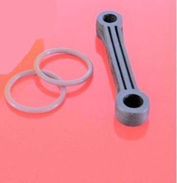 Bild von Sada do Hilti TP 400 TP400 1ks ojnička 2ks těsnící kroužky o-ring o ring pleuel dichtring connecting rod seals