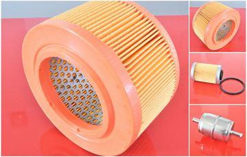 Picture of maintenance service filter kit set for Ammann AVH6020 s motorem Hatz 1D81S Set1 also possible individually