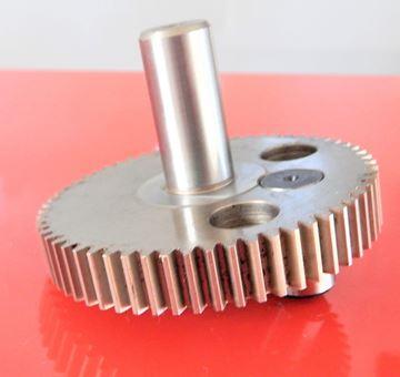 Obrázek převod ozubené kolo Bosch GSH11 E GSH10 C nahradí 1616317045 mazivo GRATIS