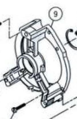Imagen de bearing box Hilti DD-160E DD160E origin 208078 pos. 9