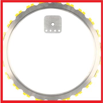 Imagen de anillo de corte de la hoja de sierra 406x3,9x326,78 RSL *** 738471 para HRE400 HRE 400 Tyrolit Hydrostress
