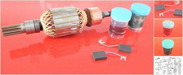 Imagen de rotor del inducido Bosch USH 27 USH27 reemplazar origen 2610991398 / kit de servicio de reparación de mantenimiento de alta calidad / escobillas de carbón y grasa GRATIS