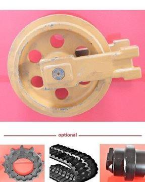 Obrázek vodící rolna napínací kolo idler pro Neuson 1503RDV gumové pásy