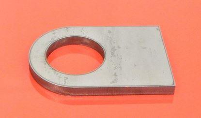 Bild von Lasche mit Lochgrösse 38mm für Bagger Baumaschinen Bolzen
