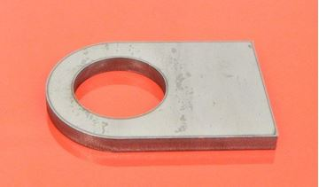 Obrázek příložka čepu 55mm pro bagr stavebni stroj závěs