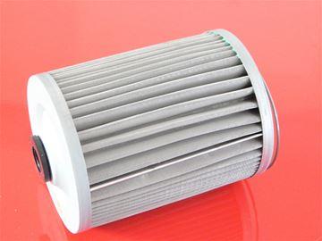 Obrázek palivový před filtr do Schaeff HML 41 HML41 motor Deutz BF4M1012E filter filtre hydraulik