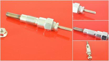 Obrázek žhavící svíčka pro Schaeff HR 20 Motor Mitsubishi S4Q2-61KL