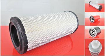 Obrázek servisní sada filtrů filtry pro Volvo MC 70 MC70 Set1 filter filtre - complete set air safety fuel oil hydraulic
